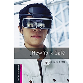 Oxford Bookworms Library (3 Ed.) Starter: New York Cafe MP3 Pack