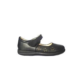 Giày Búp Bê Đi Học Bé Gái Crown Space UK School Shoes CRUK3029 Cao Cấp Nhẹ Êm Thoáng Mát Size 28-36/4-14 Tuổi