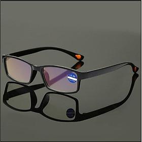 Kính viễn thị lão thị Nam nữ cao cấp cực sáng chịu lực va đập cực bền mắt sẵn độ HTTPKVN191PK