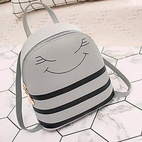 Balo mặt cười dễ thương, thiết kế thời trang nhỏ xinh TK0026