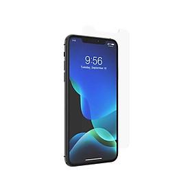 Miếng dán màn hình cường lực chống khuẩn InvisibleShield bảo vệ cạnh cho iPhone - 200103881/200103882 - hàng chính hãng