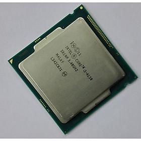 Bộ vi xử lý CPU Core I3 4130 -TRAY, Hàng nhập khẩu. Tương thích MainBoard H81, B85, RAM DD3