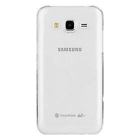Ốp Lưng Dẻo Cho Samsung Galaxy J7 - Trong Suốt – Hàng Nhập Khẩu