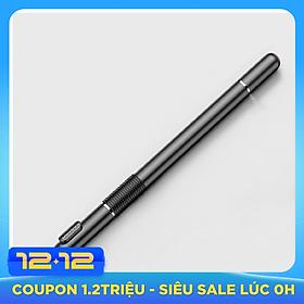 Bút cảm ứng 2 đầu 2 in 1 hiệu Baseus Smart Pen cho Samsung, Huawei, iPhone, iPad, PC , Tablet   - Hàng nhập khẩu