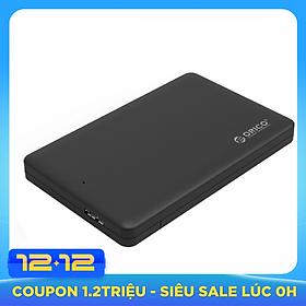 """Hộp đựng ổ cứng 2,5"""" SSD/HDD SATA 3 Orico 2577U3(HDD Box 2,5"""" USB 3.0) - Hàng Nhập Khẩu"""