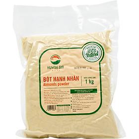 Hạt hạnh nhân bột bịch 1kg thương hiệu Huynh Gia Agri, làm bánh hạnh nhân