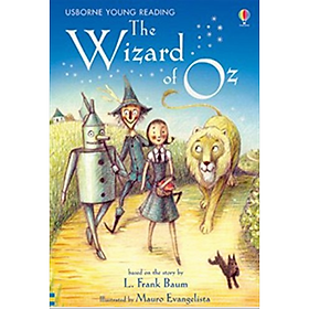 Usborne Young Reading Series Two: The Wizard of Oz