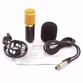 Mic Thu Âm BM-800 full box - Hàng cao cấp