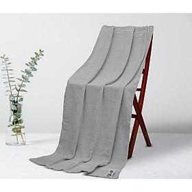 Khăn Tắm xuất khẩu cao cấp kt 70*140cm dệt 100% bông tự nhiên thấm hút tốt an toàn cho Da