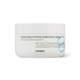 Kem Dưỡng Cấp Ẩm Chuyên Sâu Keo Ong + B5 COSRX Hydrium Moisture Power Enriched Cream 50ml