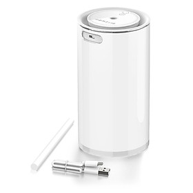 Máy phun sương, máy tạo độ ẩm siêu âm BlitzWolf BW-FUN2 - cảm ứng điện 400mL, có đèn LED,  lọc không khí và khuếch tán hơi nước