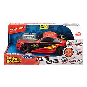 Đồ Chơi Xe Đua Âm Nhạc Dickie Toys Music Racer (23 cm)