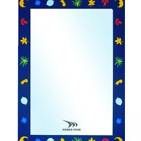 Gương sơn màu hoa văn Hoàng Thiện HT 8807