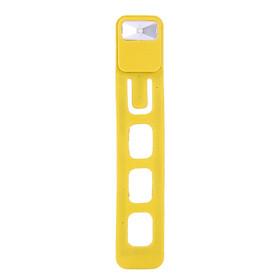 Diy Bookmark Lights In Yellow