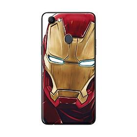Ốp Lưng Dành Cho Oppo F7 - Iron Man