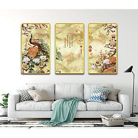 Tranh Linh Vật Phong Thủy - CPRDB002
