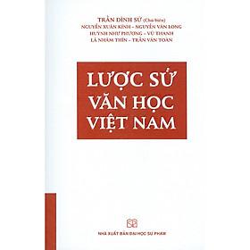Lược Sử Văn Học Việt Nam - Bìa mềm