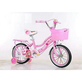 Xe đạp trẻ em nữ 26D cho bé từ 2-8 tuổi