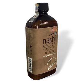 Dầu xả Nashi Argan Classic Conditioner siêu mượt tóc chính hãng Ý 500ml