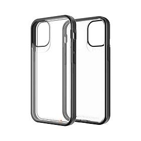 Ốp lưng chống sốc Gear4 D3O Hackney 5G iPhone - Công nghệ chống sốc độc quyền D3O, kháng khuẩn, tương thích tốt với sóng 5G - Hàng chính hãng