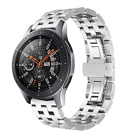 Dây Thép Steel cho đồng hồ Galaxy Watch 46, Huawei GT 2, Huawei GT, Gear S3