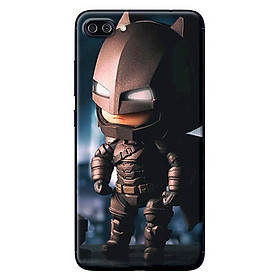 Ốp Lưng Dành Cho Asus Zenfone 4 Max ZC520KL - Mẫu Batman