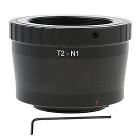 T T2 Telephoto Lens to   Mount Adapter J1 V1 Interchangeable Camera