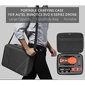 Portable Handbag Storage Carrying Case Shoulder Bag for Autel EVO II/ EVO II Pro/ EVO II Dual Drone