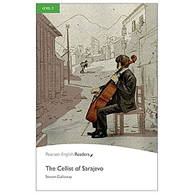 Level 3: The Cellist of Sarajevo Book and MP3 Pack (Pearson English Graded Readers)