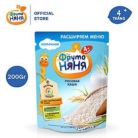 Biểu đồ lịch sử biến động giá bán Bột ăn dặm gạo sữa Fruto Nyanya 200g