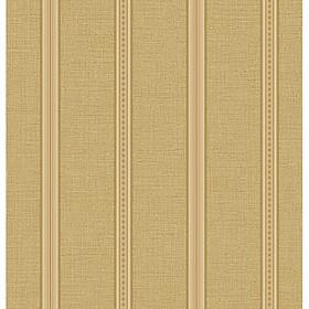 Giấy dán tường Hàn Quốc kẻ sọc vàng đất 88204-3