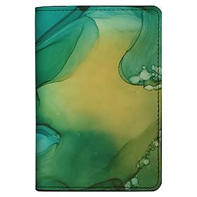 Bao Da Hộ Chiếu / PASSPORT Mika A-001-010-P (19 x 14 cm)