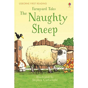 Usborne The Naughty Sheep