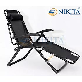 Ghế xếp thư giãn văn phòng - chính hãng NIKITA 2036