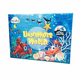 Tìm Hình Ghép Chữ Underwater World