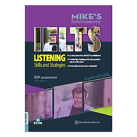 Combo Ielts Mike (Tặng kèm Bookmark PL)