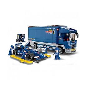 Bộ lắp ráp xe tải chuyên chở SLUBAN M38-B0357-FOR (641PCS)