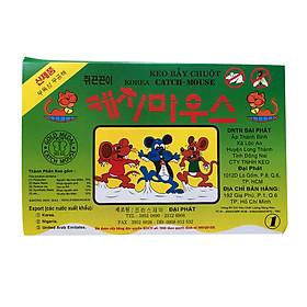 Combo 10 miếng keo dính chuột Hàn Quốc siêu dính hiệu quả