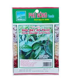 Hạt Giống Rau Đay Đỏ Phú Nông