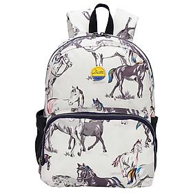 Balo Trẻ Em Size A4 Dutti No. 25 - Ngựa