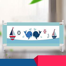 Thanh chắn giường Baby Gift an toàn cho bé giá 1 thanh