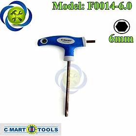 Lục giác T C-mart F0014-6.0 6.0mm