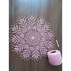 Lót bình hoa đan tay 6888-2
