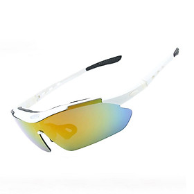 2 Frame Polarized Cycling Sun Glasses Outdoor Sports Bicycle Glasses Men Women Bike Sunglasses Goggles Eyewear 5 Lens