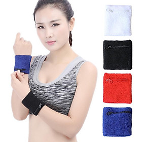 Sports Wrist Brace Wrist Protective Support Wraps With Zipper for Men / Women Gym Working Out Weight Lifting Strength Training Bas-2