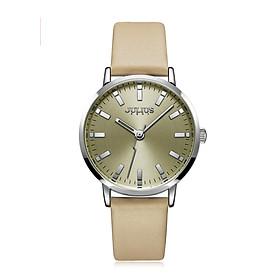 Đồng hồ nữ Julius Hàn Quốc JA-1149 dây da