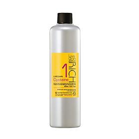 Uốn Dưỡng Livegain Premium Rich Cysteine 400ml + 400ml Hàn Quốc