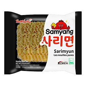 Combo 10 gói Mì không gia vị Samyang 110gr