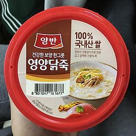 Cháo Gà Ăn Liền YANBAN Hộp 285 Gram – Nhập Khẩu Hàn Quốc
