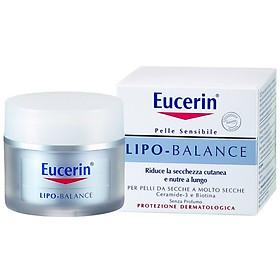 kem dưỡng ẩm Eucerin Lipo-Balance